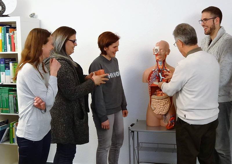 Weiterbildungsseminar mit Heilpraktiker Jürgen Reichold